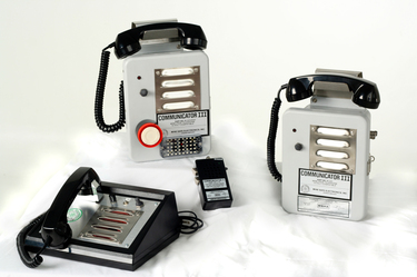 Variety of Communicator Page Phones