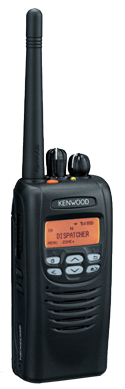Kenwood Handheld Radio