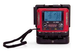 RKI GX-2009 Portable Multi Gas Monitor 72-0314RKC