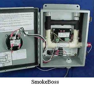 SmokeBoss Smoke Monitoring Device