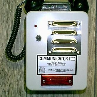 Communicator III w/ Strobe Page Indicator (Standard LED)