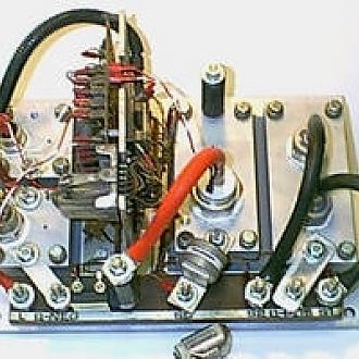 5100 Sevcon Panel