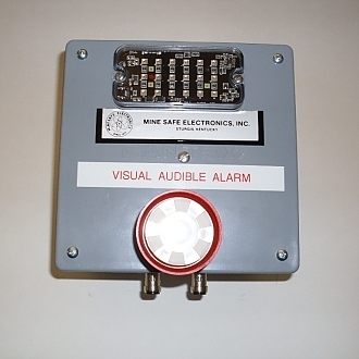 Visual / Audible Alarm